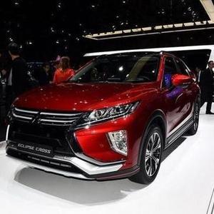 三菱新款SUV即将上市,内饰媲美CRV高清图片