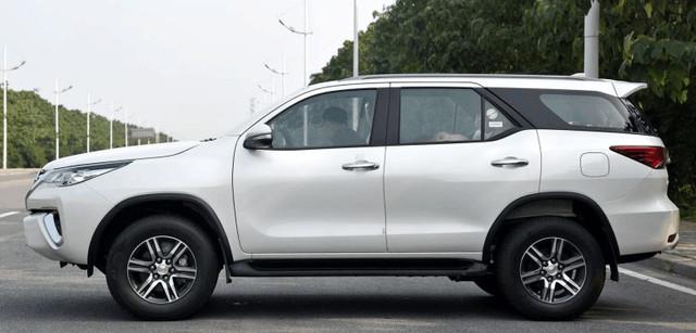 丰田这款SUV定位高于汉兰达,越野比肩普拉多,外形霸气不输路虎