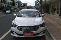 广汽传祺-GA6自动豪华版,买新车买不起,只好花8万买辆二手车