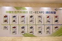 C-ECAP评价 高尔夫·嘉旅/博瑞GE获白金