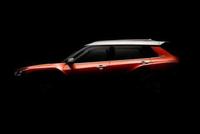 或售10万元起 东风启辰首款小型SUV谍照曝光