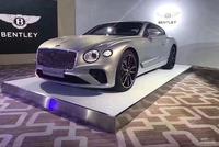 宾利欧陆GT全球超豪华旅行座驾典范之作