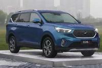 欧尚汽车首款高端SUV预售12.98万元,5/6/7座都有!