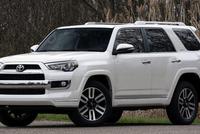 丰田普拉多的兄弟,外观霸气超大众途昂,搭4.0L V6动力,售55万
