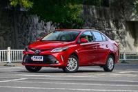 丰田最便宜的小型车,颜值高配置足,6.38万起售果断放弃飞度