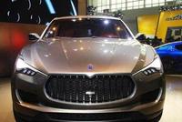 玛莎拉蒂终于放大招,新款SUV仅45万,还买保时捷Macan吗?