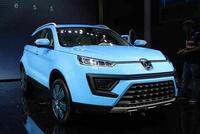 小型SUV,配全液晶仪表,高颜值又带T,关键是售价8.88万!