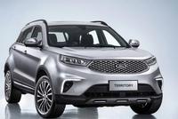 江铃驭胜这款SUV将悬挂福特车标售卖,变换新造型能否提升销量