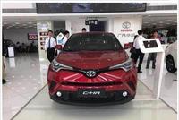 最便宜的丰田SUV到店,造型比缤智运动,2.0L配CVT13万逍客急了