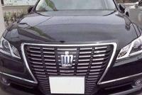 实拍日本原版丰田皇冠, 如果早点引入国产, 奥迪估计就卖不出去了