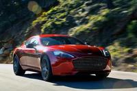 阿斯顿·马丁 发布首款电动车Rapide E车型预告图