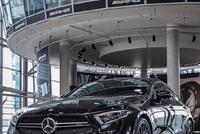 Mercedes-AMG CLS 53 4Matic很漂亮,酷黑很带感
