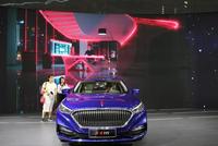首款中国品牌豪华B级车红旗H5,将亮相2018盐城国际车展!