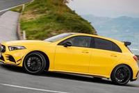 奔驰也有亲民车型了,比奥迪Rs3还霸道,借钱都值得买!