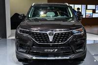 想买一辆中华v7自动挡低配版,这款车落地价要多少钱?