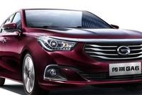国产轿车也有意想不到的竞争力,这款广汽传祺GA6就是其中代表
