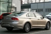 后悔思域买早了,大众再出新车,18款比英朗高级,油耗低至5L