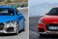 号称目前最强五缸引擎小改款Audi TT RS!承袭一贯风格外观小改