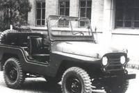 号称百年经典国产越野车北汽212, 没想到还在量产销售了