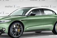 阿斯顿马丁首款SUV,或搭载AMG六缸发动机,网友:这新款QQ不错