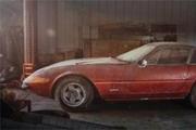 一夜暴富!国外一小伙仓库发现40年前超跑,一拍卖,卖了1400万!