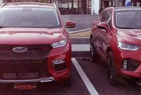 奇瑞最美SUV到底多美?不比不知道,一比吓了长城魏一跳!