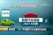 【连续九年居全球第一!中国汽车销量达2887.9万辆 再创历史新高...