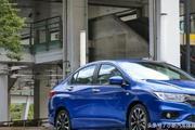 全新本田CITY升级上市 新车外观细节调整安全配置全面升级