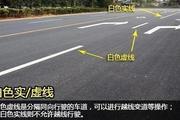 看完这12种路面标志线,离老司机就不远了