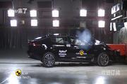 号称起亚汽车最具性能轿跑2018起亚 斯汀格 的碰撞测试成绩单!