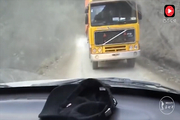 亚洲第一绝命公路,每年雪崩封路2个月,老司机连油门都不敢踩