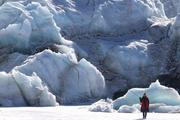 40冰川无人区,慎重进入