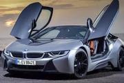 """对于它来说""""美""""就够了,宝马推出 i8 Roadster 敞篷版"""