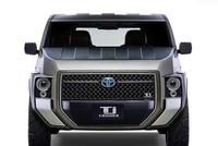 丰田发布TJ Cruiser ,这到底是一辆SUV还是一辆MPV或是巡洋舰