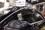 奥迪A8L装贴圣科漆面保护膜选择圣科,选择品质