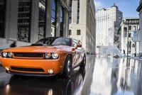 帅过野马大黄蜂,3.6L V6发动机,道奇挑战者挑战最高性价比超跑