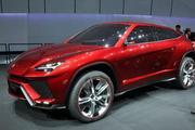 兰博基尼也憋不住了,新款车型即将登场,整个SUV市场都为之动摇