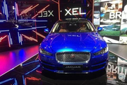 全新一代捷豹XEL全球首秀亮相广州车展