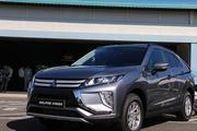 广汽三菱-奕驰轿跑型SUV即将上市,三菱汽车的颜值担当