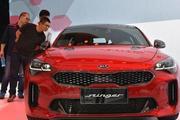 起亚进军肌肉车,首款GT轿跑车型!