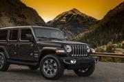 结束漫长的等待 新一代Jeep牧马人首轮官图发布