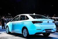 2018款别克英朗售价为10.99-14.39万 搭载1.5L和1.3T发动机