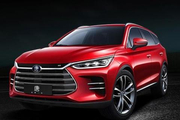 比亚迪新车售16万,标配7座,百公里加速4.5秒,GS8与VV7慌了