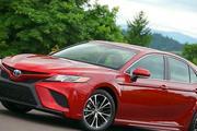 全新八代凯美瑞勇挑日系B级车重担,首月销量破三万台,急死雅阁
