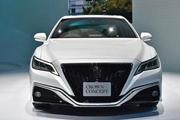 一汽丰田新款皇冠即将上市!外观配置升级,预售25万左右