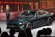 2018北美车展福特Mustang Bullitt及新款锐界亮相!