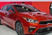 2018北美车展静态体验: 全新起亚Forte