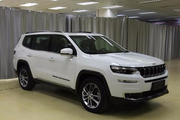Jeep又一款中大型SUV国产!搭载2.0T发动机!提供7座车型!