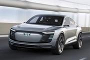 奥迪首款纯电动SUV开启预订