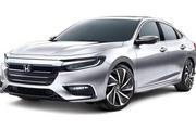 本田全新车型颜值高更省油,溜背设计亮眼!
